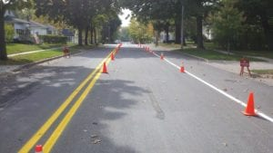 Line striping contractors since 2009