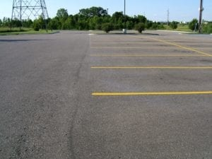 Parking Lot Marking Advanced Pavement Marking 174
