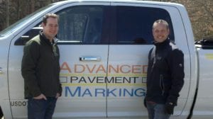 Advanced Pavement Marking - Trademark