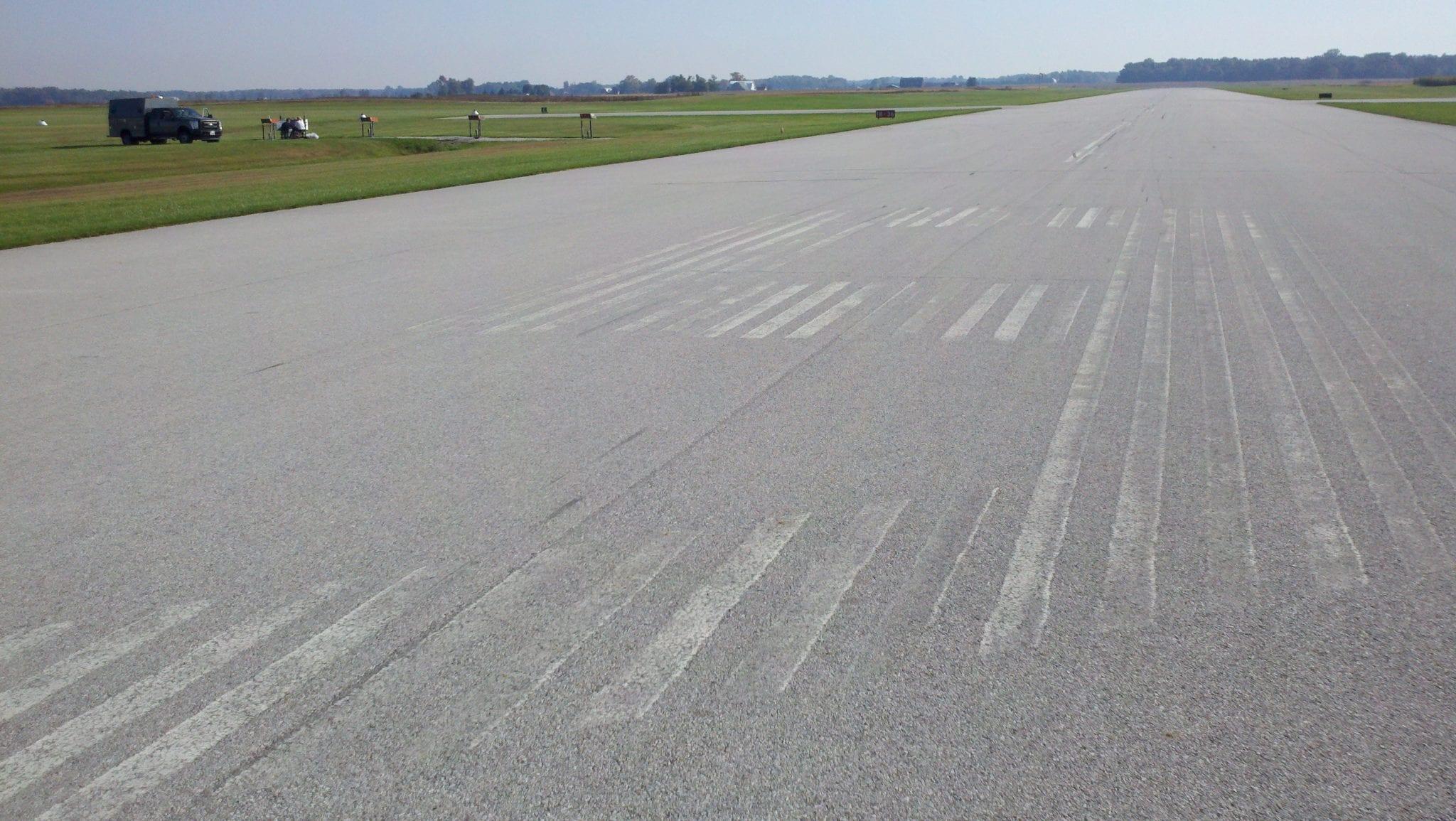 Airport Markings Advanced Pavement Marking 174