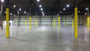 Warehouse before