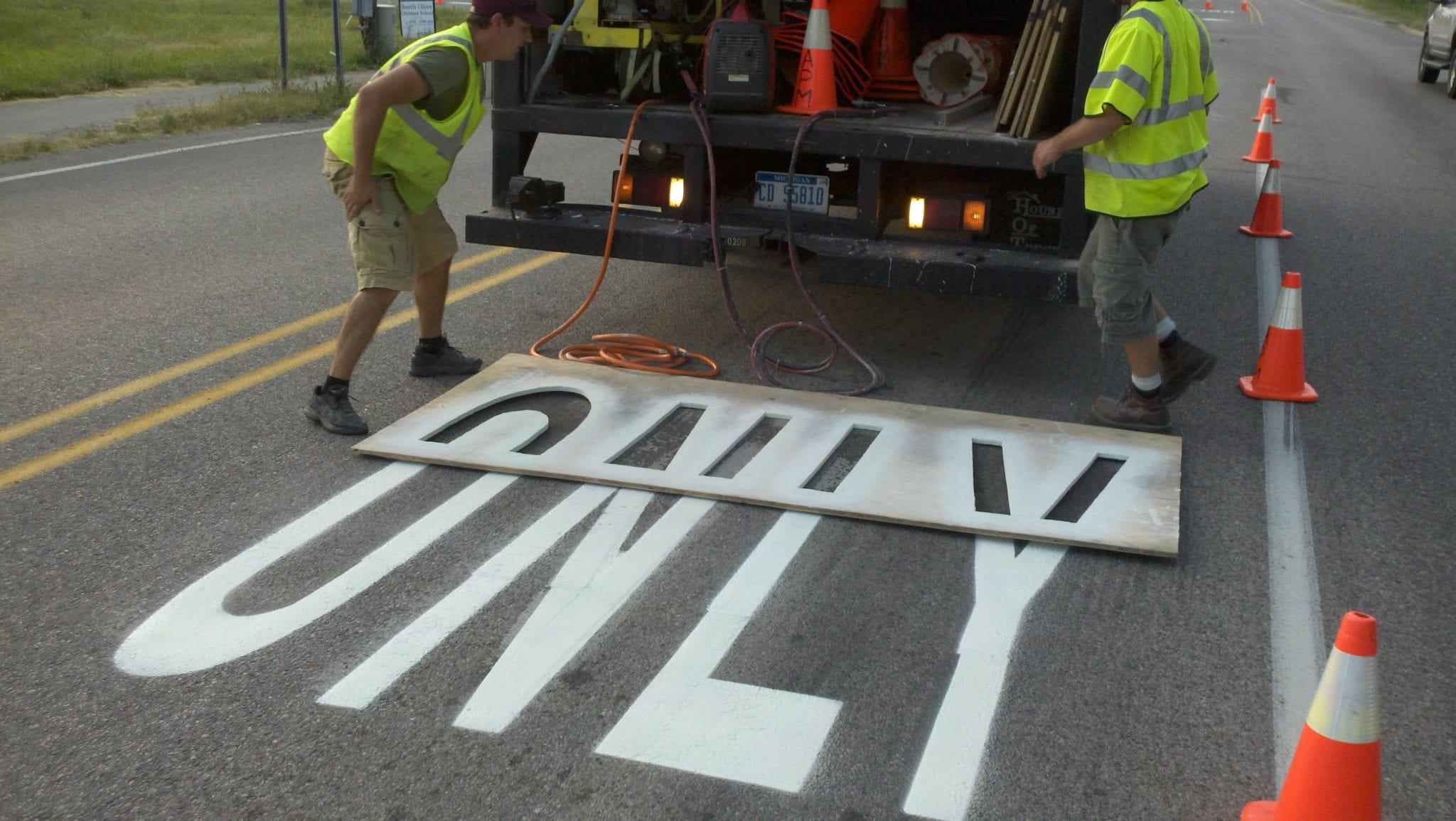 Traffic Markings - Advanced Pavement Marking®