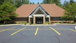 Advanced Pavement Marking is the professional parking lot striping company you can trust