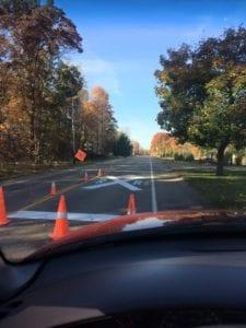 Advanced Pavement Marking rail road marking