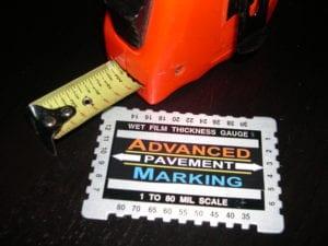 Advanced Pavement Marking
