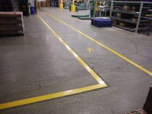 OSHA Factory Marking