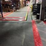 Indoor OSHA Safety Markings