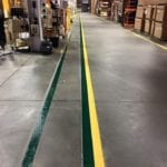 Safety markings and zone painting contractor