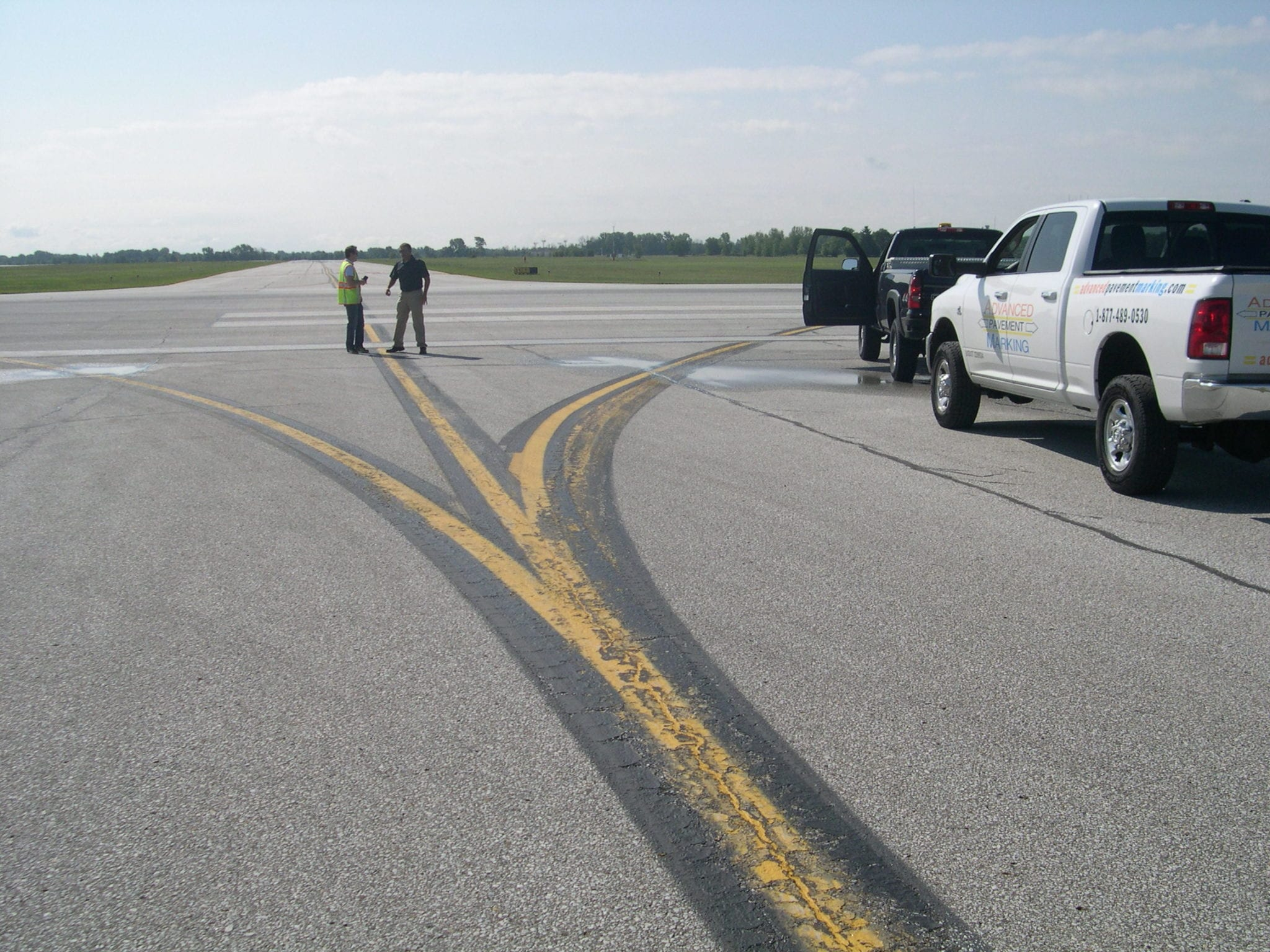 Advanced Pavement Marking® - Experienced Airport Marking