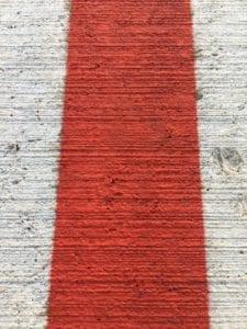 Velodrome racing lines