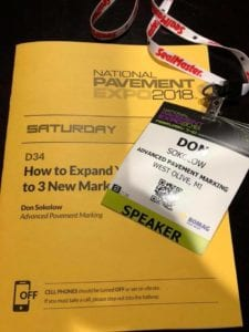 Pavement Marking Seminar