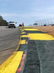Racing paint