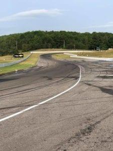 Advanced Pavement Marking international racetrack painting contractors