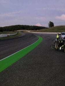 International Racetrack Painting Contractors