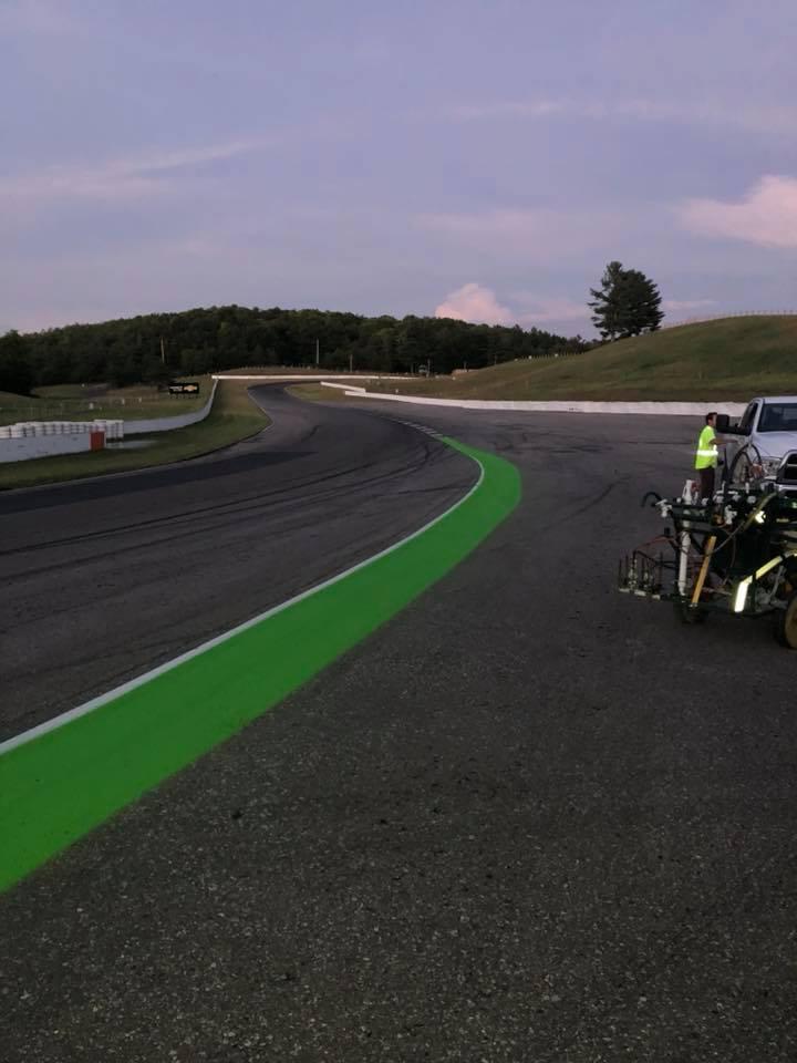 International Racetrack Painting Contractors