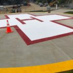 Medical Helicopter Pad