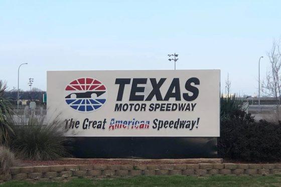 Texas race track