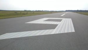 runway marking