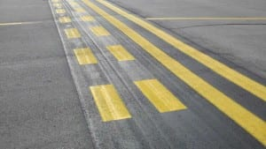 Airport marking