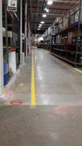 Factory markings